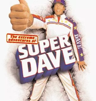 The Extreme Adventures Of Super Dave (2000)