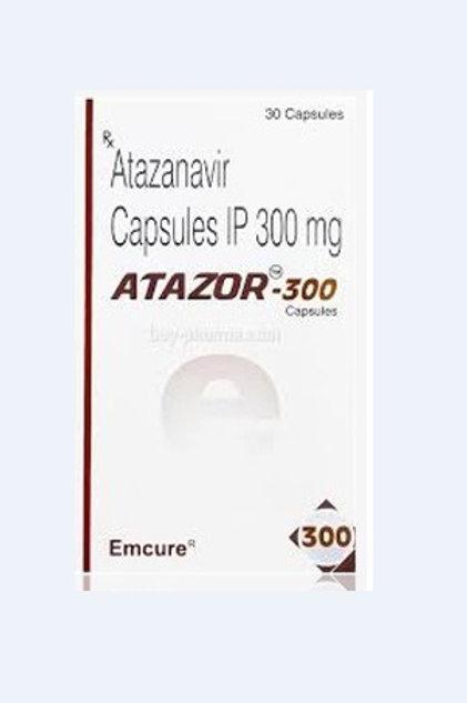 Atazor Atazanavir 300mg