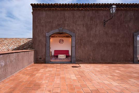 Entrance, Etna Accommodation