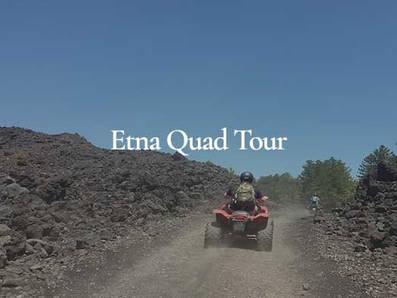 Etna Quad Excursions