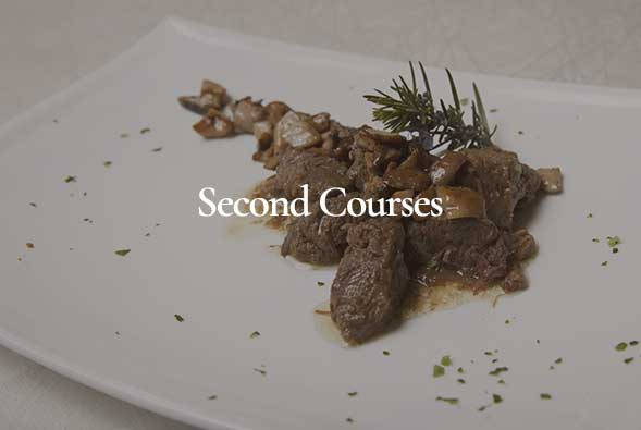 Second Courses