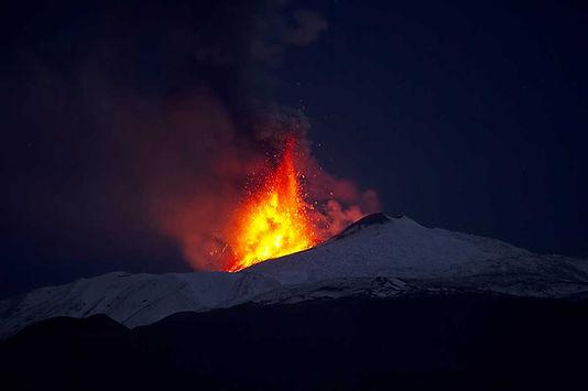 Vistare l'Etna