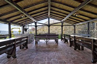Gazebo, Etna Restaurants