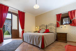 Camera Matrimoniale, Agriturismo Etna