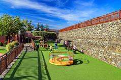 Il Playground, Agriturismo Sicilia per Bambini