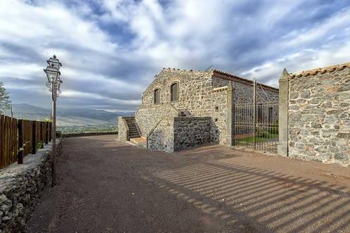 Old Entrance, Etna Agritourism