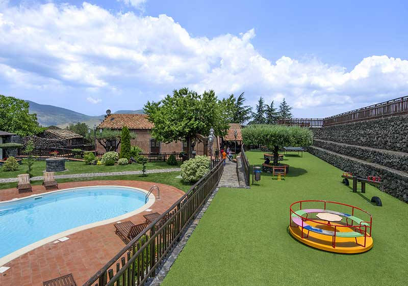 Agritourism with Children's Pool
