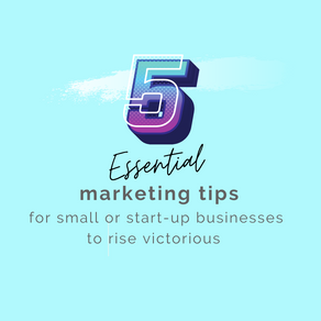Don't plan your 2021 marketing strategy without reading these 5 easy tips for young businesses