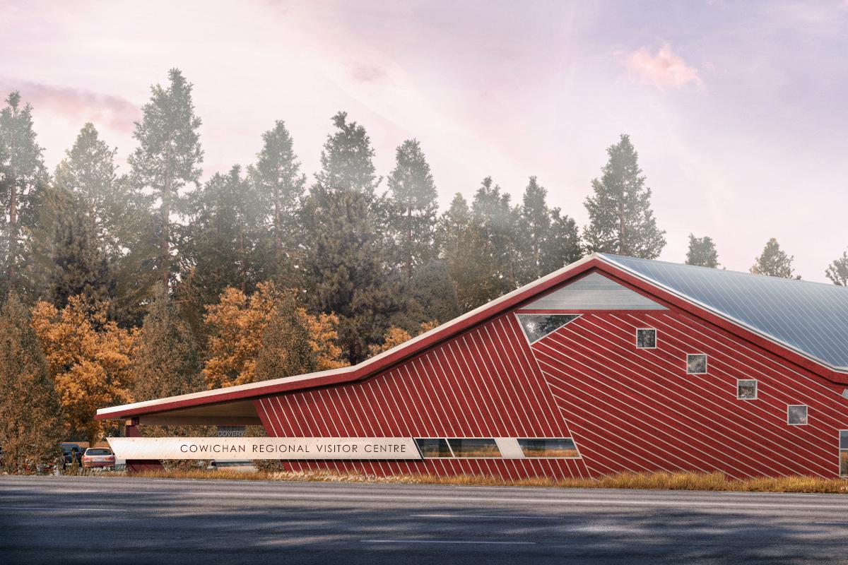 Cowichan regional center
