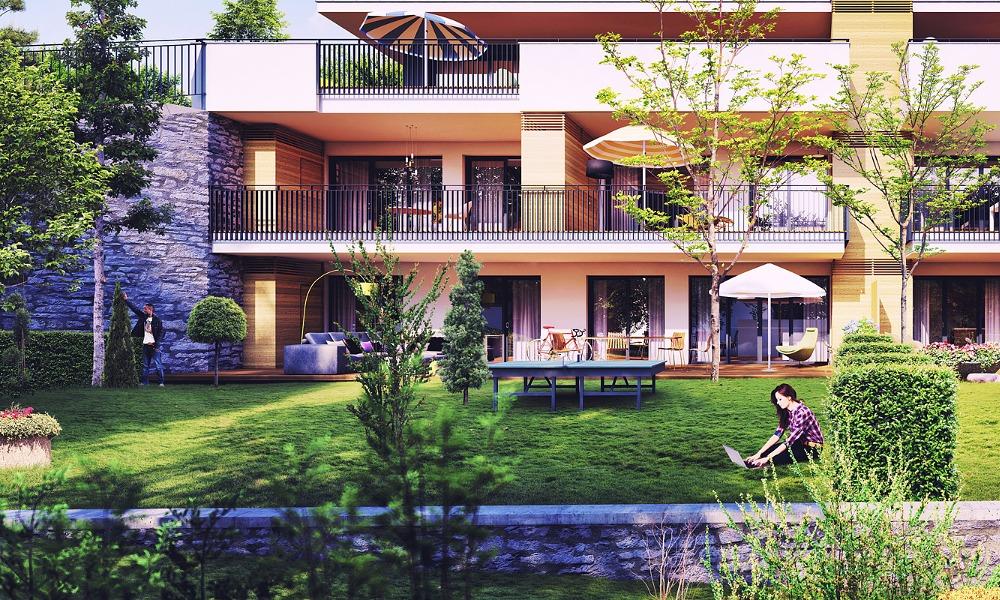 Waldhofweg Housing