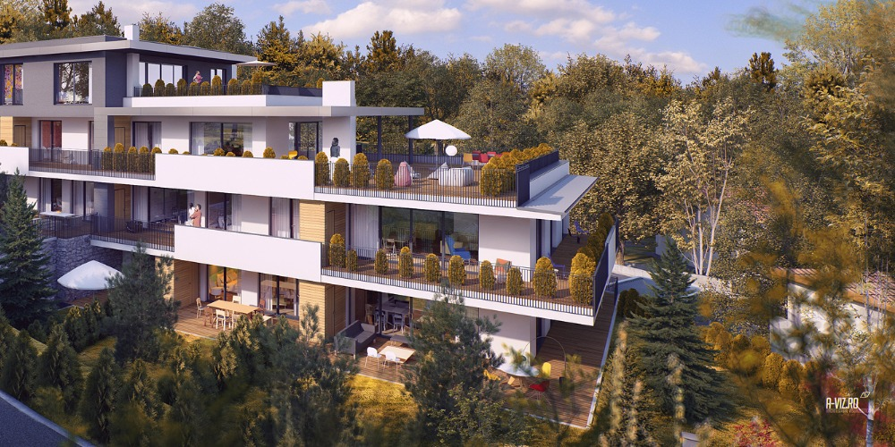 Sankt-Primus Weg Housing