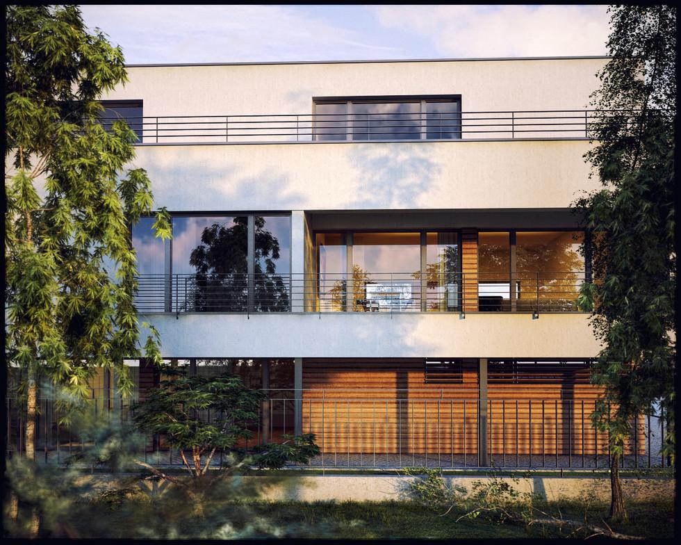 Private house Floresti