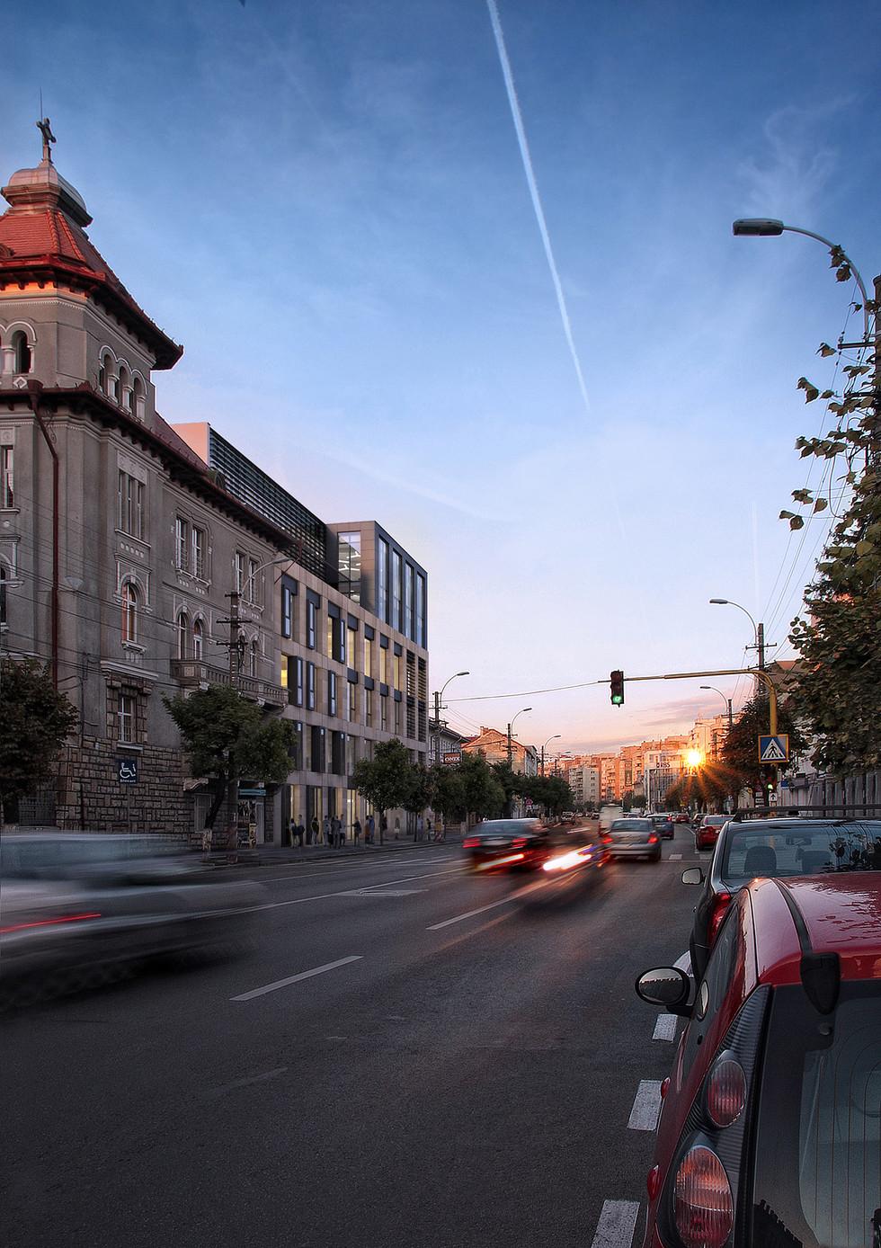 Platinia Residence Cluj