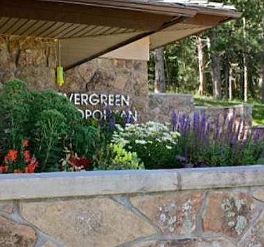 Evergreen Metro District Public Garden