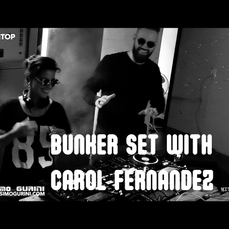 Swiss Techno Bunker With Carol Kenzo