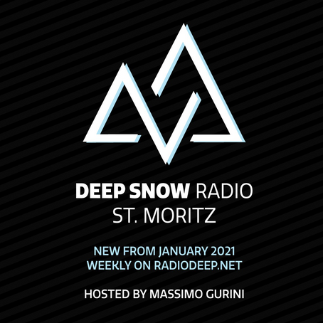 Deep Snow Show now on Radiodeep.net .