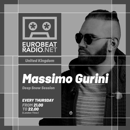 Massimo Gurini On Euro Beat Radio London