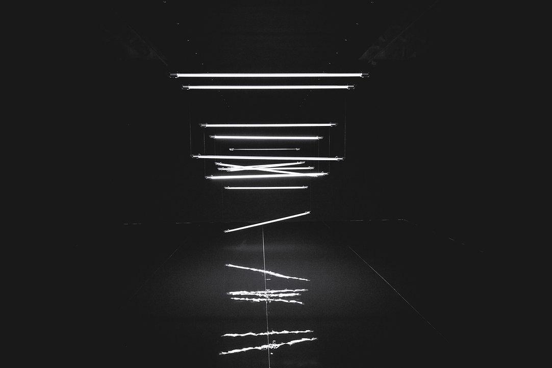 Luces de tubo