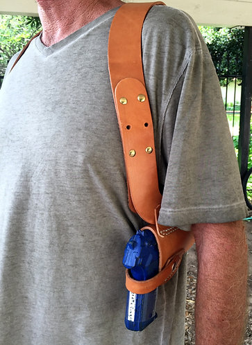 Detective Shoulder Holster