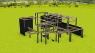 A Solution  Engenharia tem atuado na região  de  Campinas  e  Limeira  em projetos  estruturais ecol