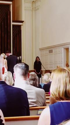 Wedding - Amazing Grace