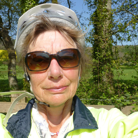 me out cycling