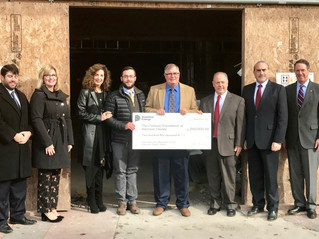 Dominion Energy Contributes to Robinson Grand Capital Campaign