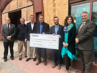 FirstEnergy Foundation Makes Contribution to Robinson Grand's Capital Campaign