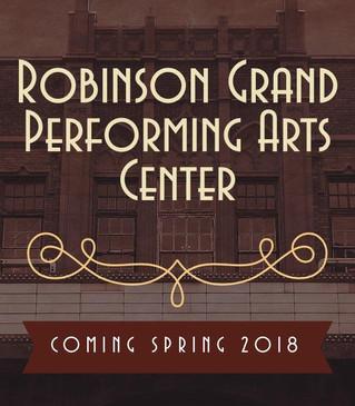 Robinson Grand Announces New Website!