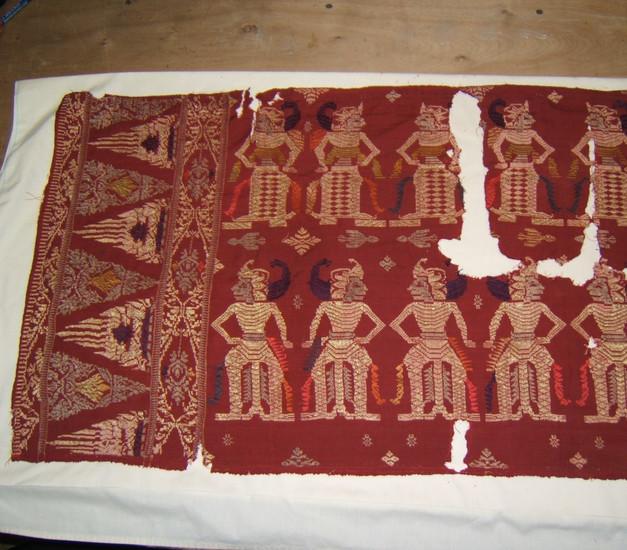 Indian Brokade Weaving