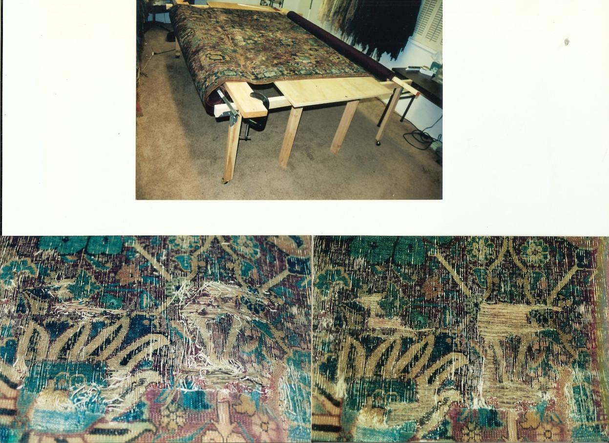 Rare Antique Persian Rug