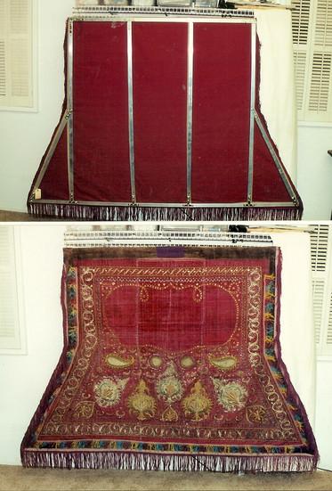 Uzbek Saddle Cover