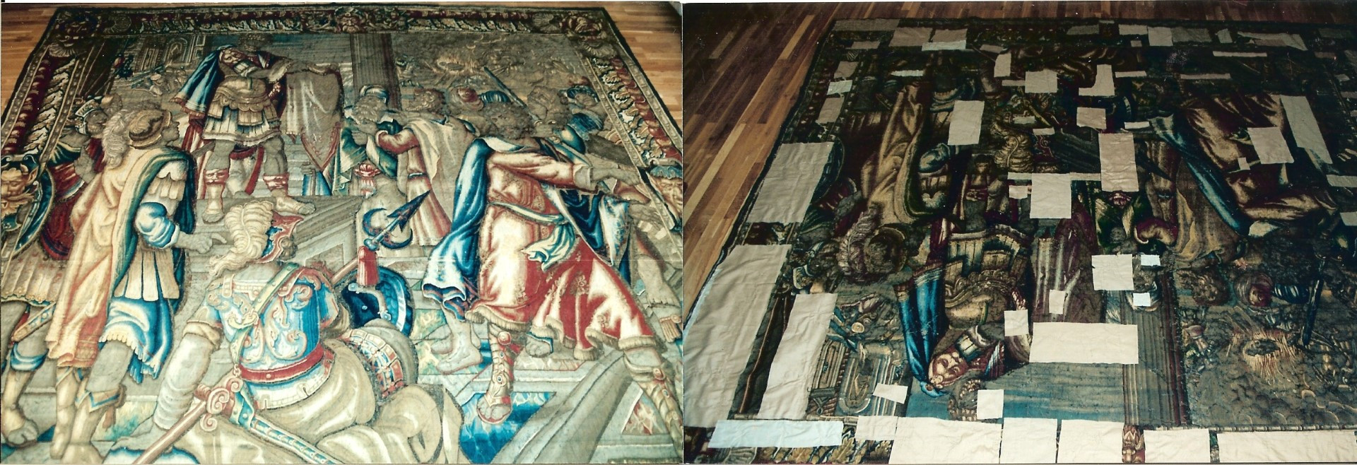 European Tapestry.
