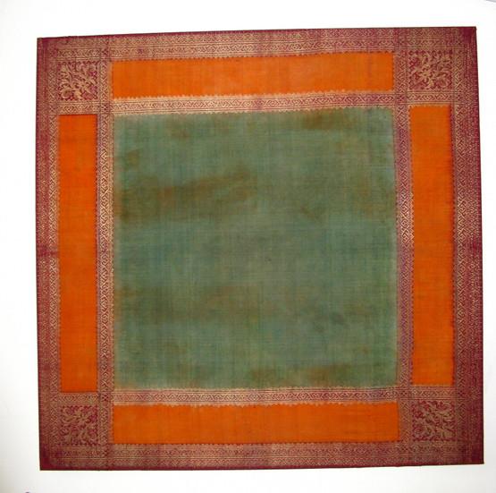 Indonesian Brocade Weaving.
