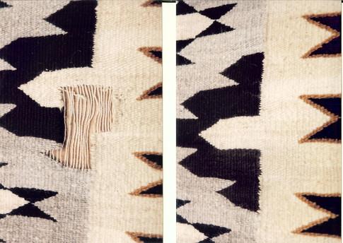 9. Navajo Rug