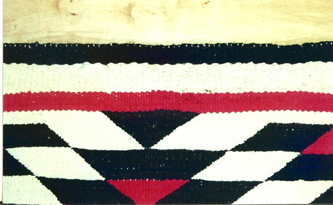 12. Navajo Rug After