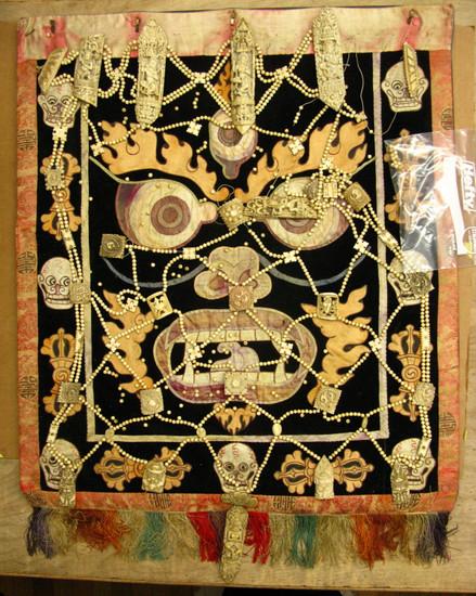 Tibetan Ritual Apron