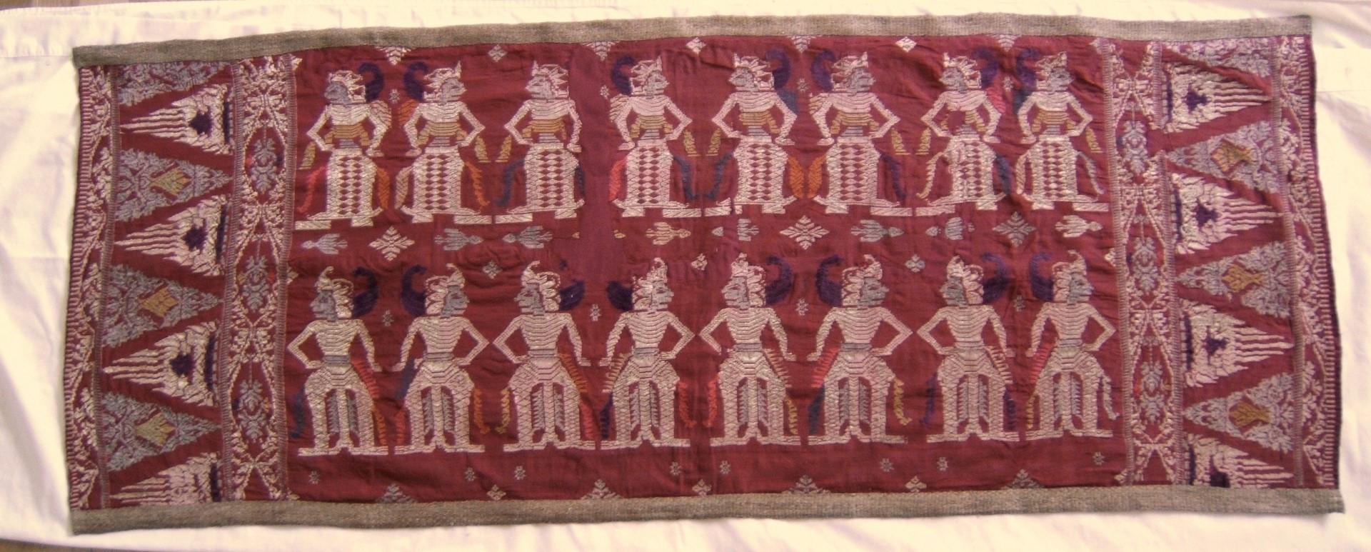 Indian Brocade Weaving