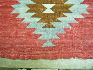 14. Navajo Rug After