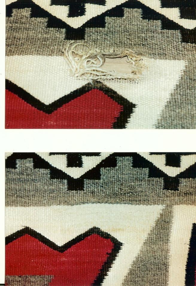 10. Navajo Rug