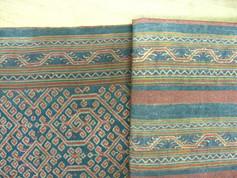 Original (left) Print on Fabric (right)