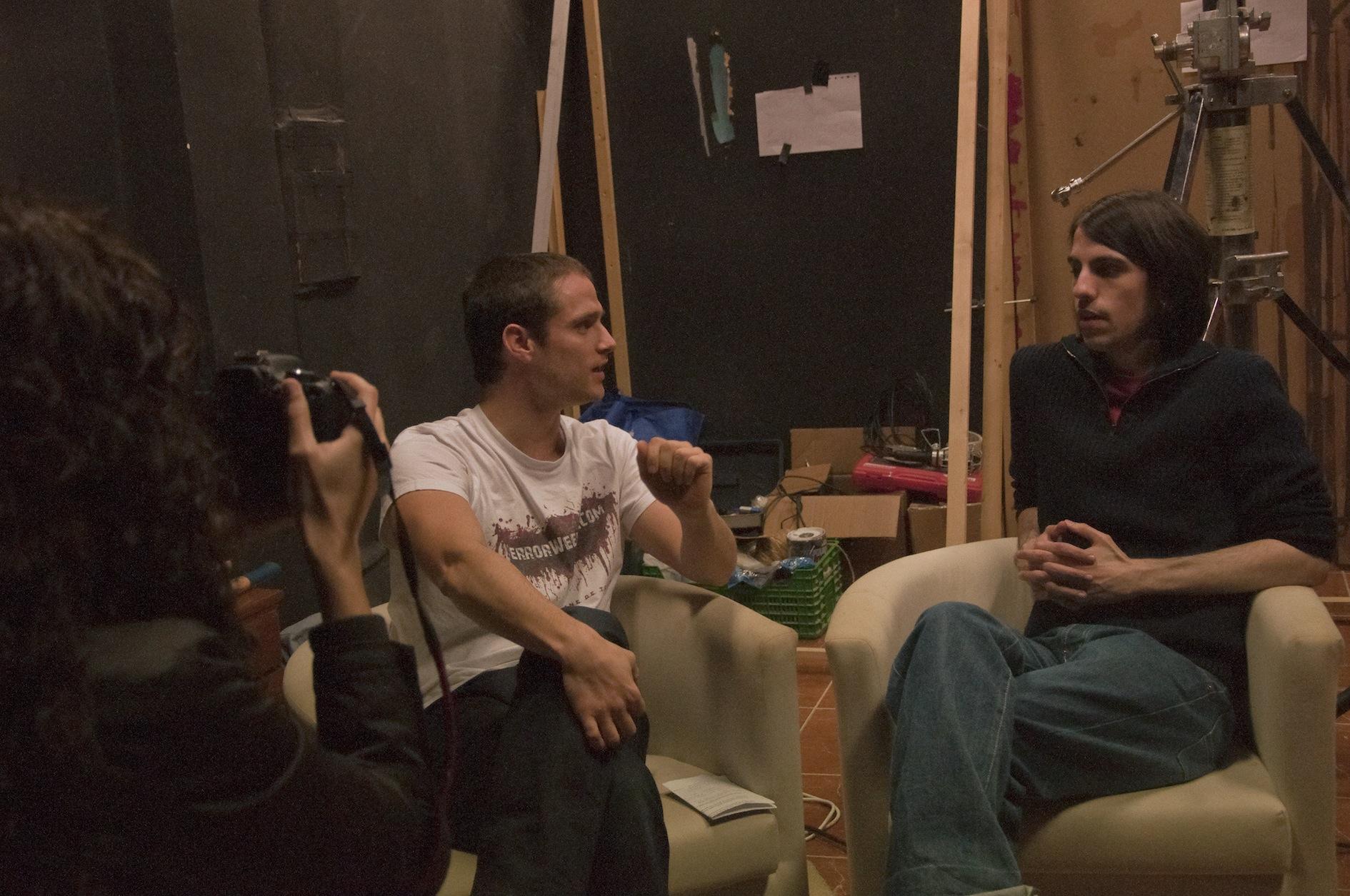 Terrorweekend Interview
