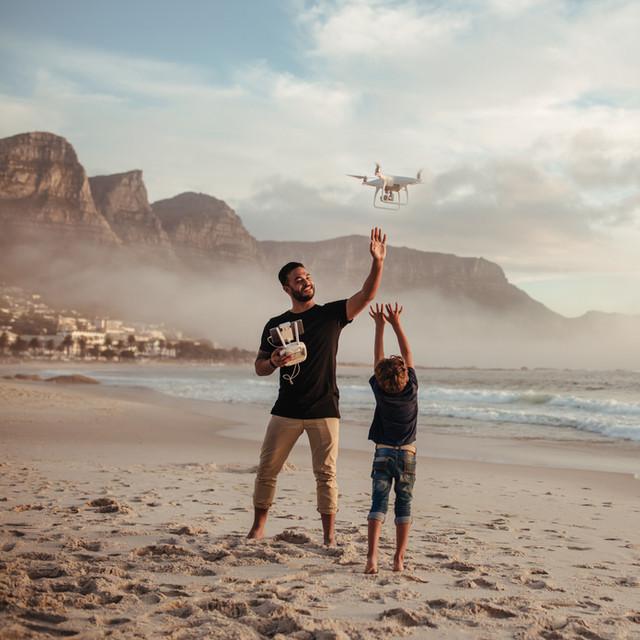 UAS Pacific Drones