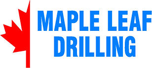 Maple Leaf Drilling Logo Kurt Preferred