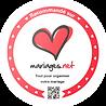 logo mariage.net rond