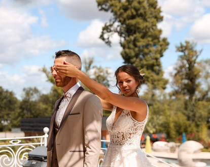le futurs mariés