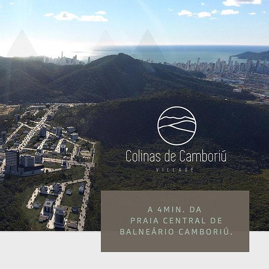 TERRENO - COLINAS DE CAMBORIÚ VILLAGE – BAIRRO PLANEJADO