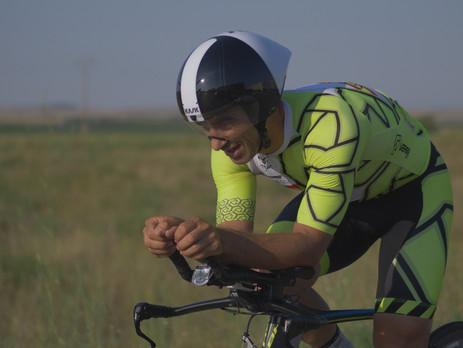 Julián Sanz quiere despedirse en el podio del Mundial 24 horas CRI