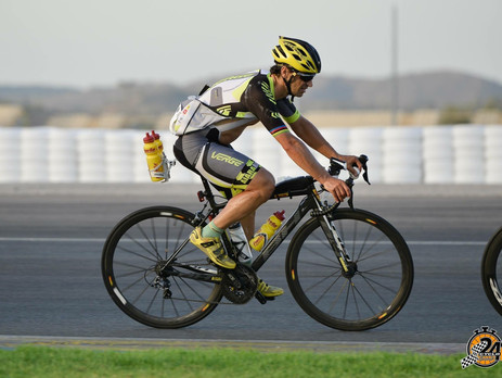 Julián Sanz Campeón de España 24h