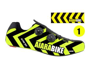 Vota por el diseño de las zapatillas Aiarabike TEAM 2018 de Luck